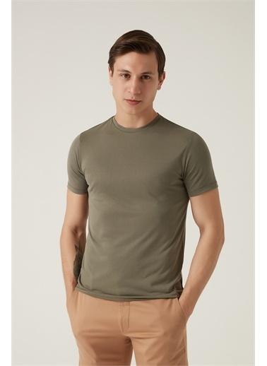 Tween Tween Antrasit T-Shirt Yeşil